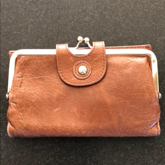81839de52487 HOBO Handbags - Hobo Halo leather wallet